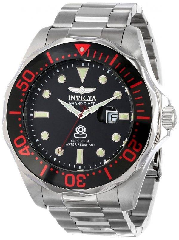 Grand Invicta Diver 200M 14652 montre homme