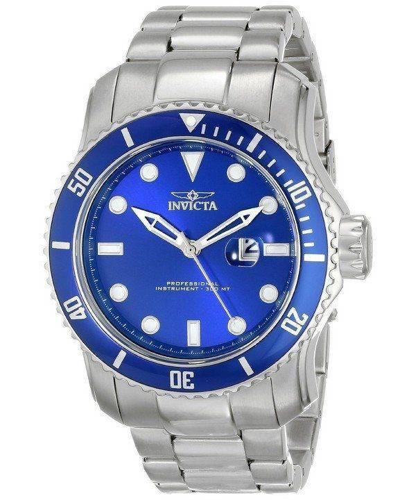 Invicta Pro Diver Blue Dial 15076 Mens Watch