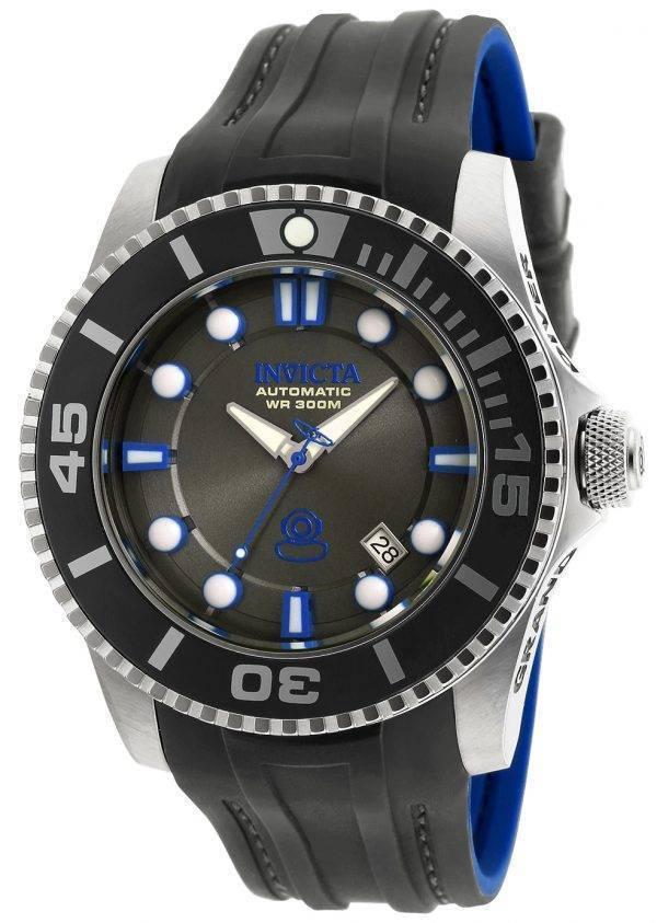 Montre Invicta Pro Diver automatique WR 300M hommes cadran noir 20200