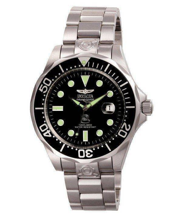 Invicta Grand Diver 300M Automatic 3044 Mens Watch