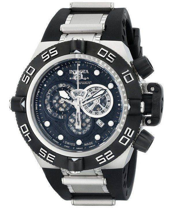 Invicta Subaqua Noma IV Chronograph 6564 Mens Watch