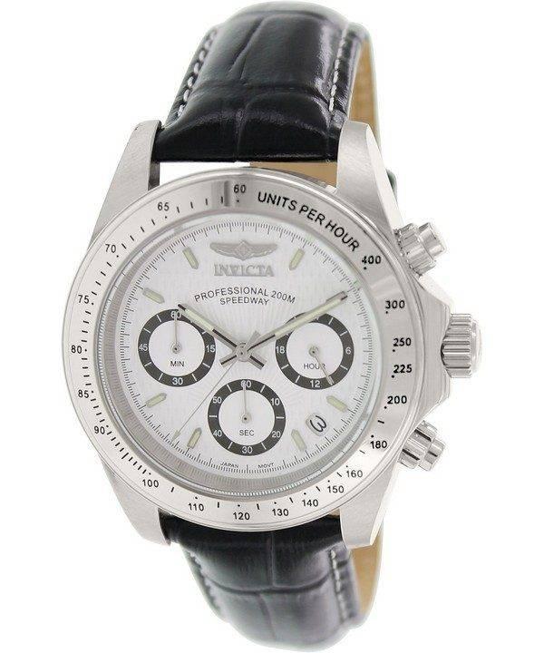 Invicta Signature Professional 200M Speedway INV7031/7031 Mens Watch
