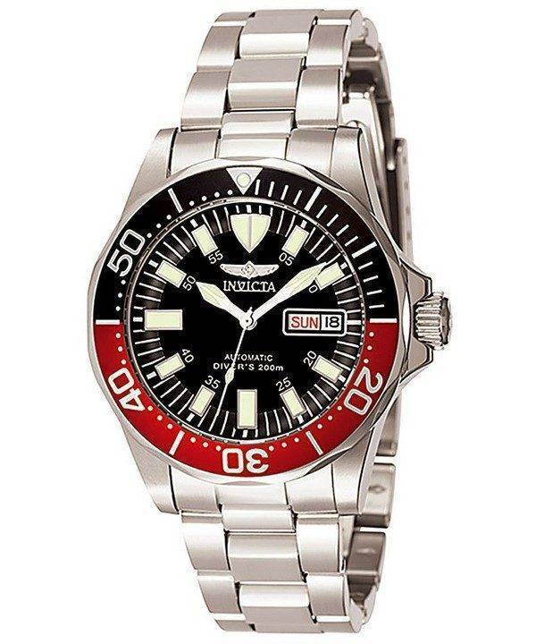 Invicta Signature automatique Diver 200M INV7043/7043 montre homme
