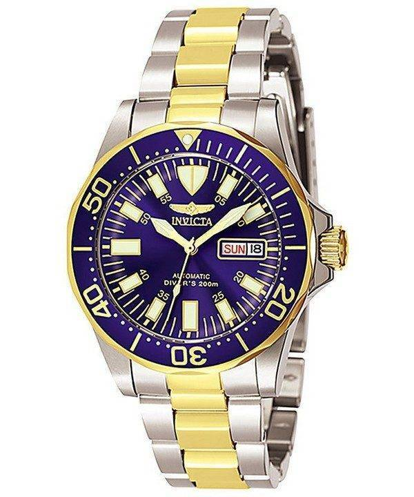 Invicta Signature Automatic Divers 200M INV7046/7046 Mens Watch