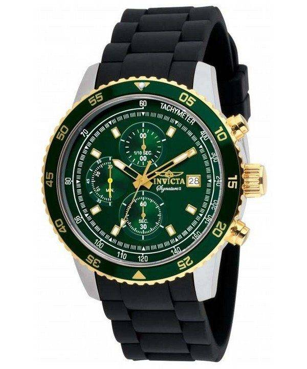 Invicta Signature II Chronograph 7397 Mens Watch
