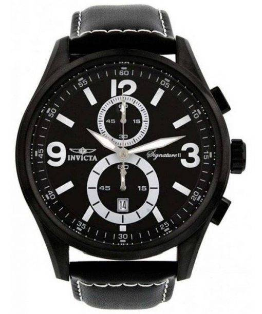 Invicta Signature II Elegant Chronograph 7420 Mens Watch