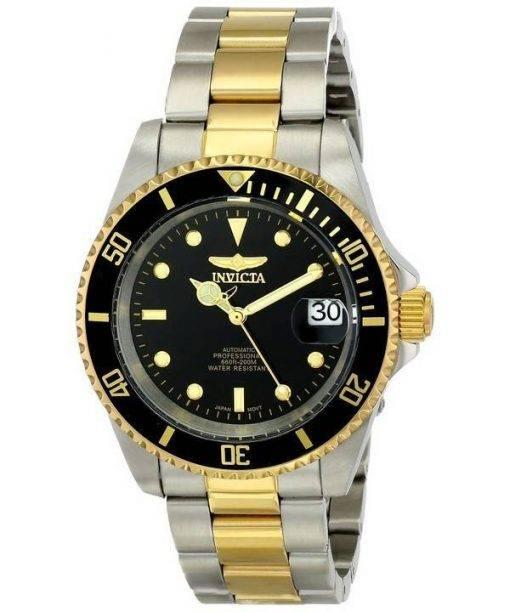 Montre Invicta Automatic Diver Pro professionnel 200M 8927OB masculin