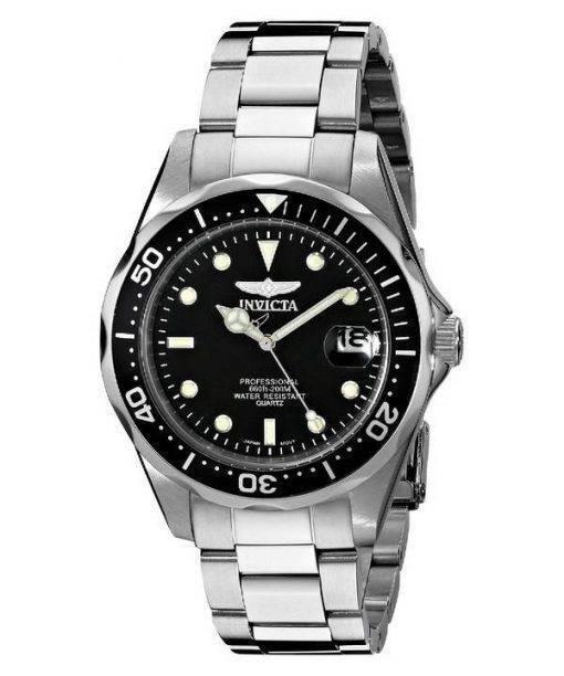 Montre Invicta Pro Diver 200M Quartz cadran noir INV8932/8932 homme