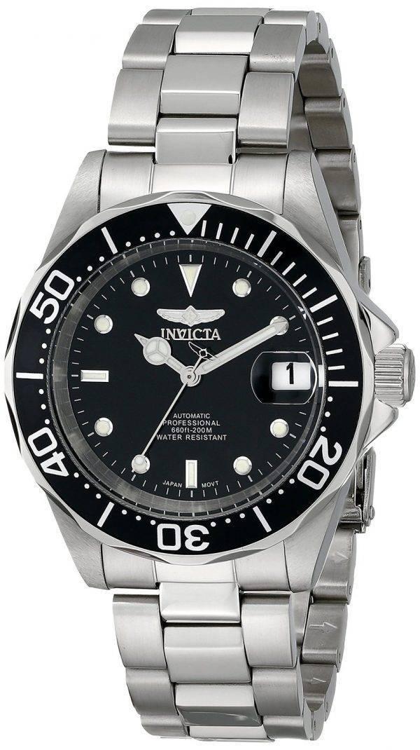 Montre automatique Invicta Pro Diver Collection 200M 90191 hommes