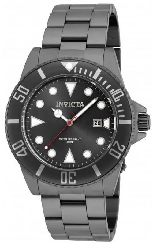 Montre Invicta Pro Diver Quartz ton bronze 200M 90197 masculin