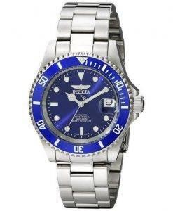 Montre automatique Invicta Pro Diver 200M cadran bleu INV9094OB/9094OB masculin
