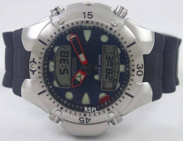Citizen Aqualand plongeur profondeur mètre Promaster JP1060 - 01 L JP1060
