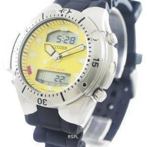 Citizen Aqualand Promaster Diver 200 m Gummi Watch JP1060-01 X