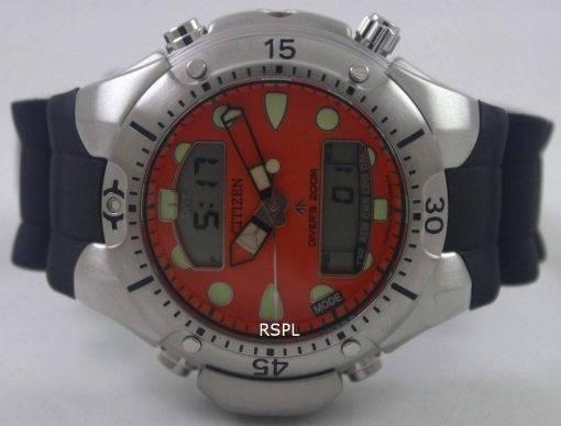 Citizen Promaster Aqualand montre de plongeur JP1060-01Y