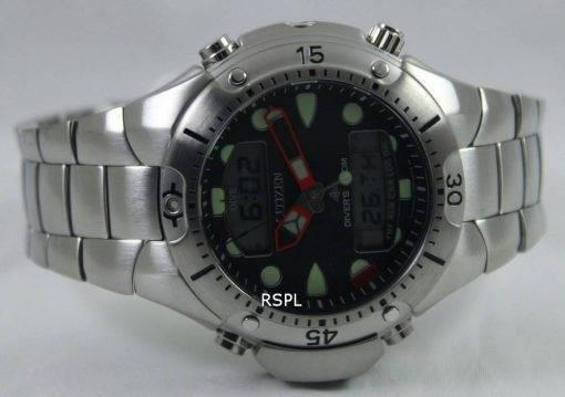 Citizen Aqualand plongeur profondeur mètre Promaster JP1060-52E JP1060