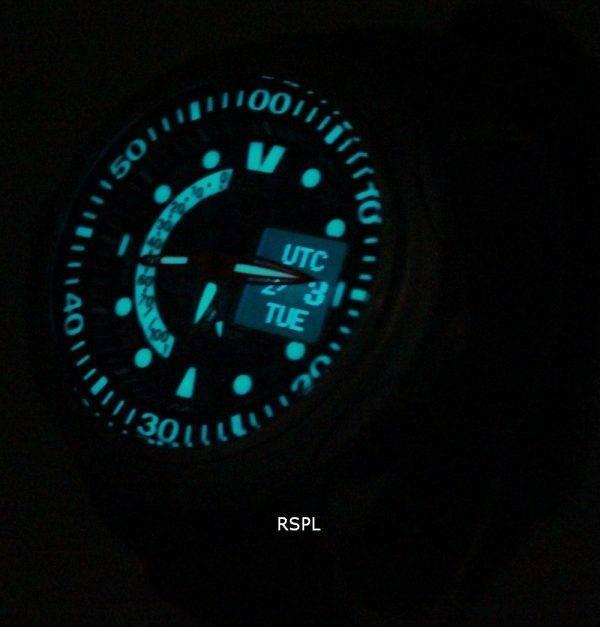 Citizen Diver profondeur compteur Cyber Promaster Aqualand JV0000-01F
