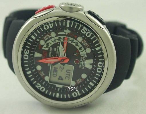 Citizen Promaster Aqualand Eco-Drive Divers JV0007-02E Mens Watch