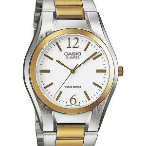 Casio Enticer Quartz analogique cadran blanc LTP-1253SG-7ADF LTP-1253SG-7 a Women Watch