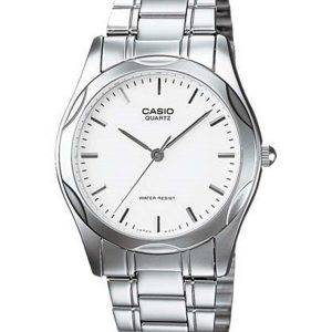 Analogique Casio Quartz cadran blanc LTP-1275D-7ADF LTP-1275D-7 a Women Watch