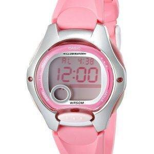 Casio Digital Sport Watch de l'illuminateur LW-200-4BVDF féminin