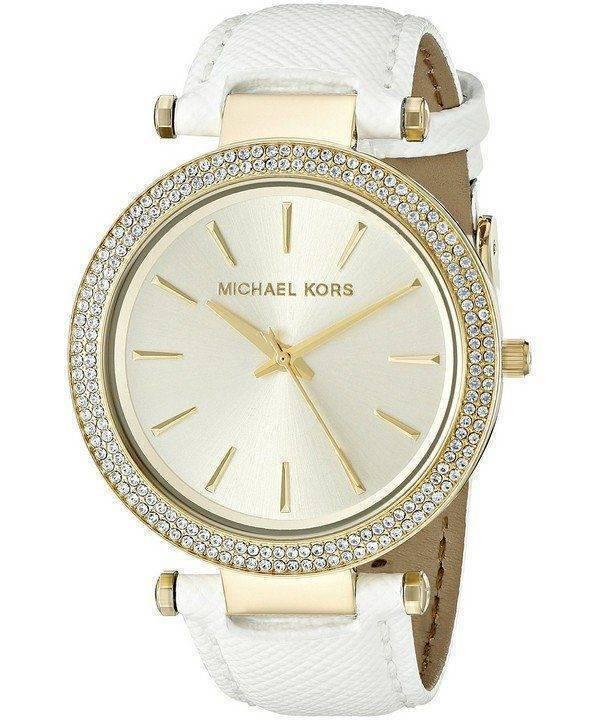 Michael Kors Darci Champagne Dial MK2391 Womens Watch