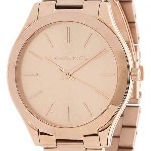 Michael Kors Runway Rose Gold Tone MK3197 Womens Watch