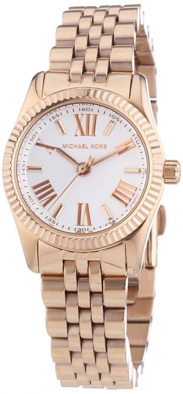 Michael Kors Lexington Rose Gold MK3230 Womens Watch