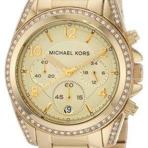 Michael Kors or piste Glitz chronographe MK5166 Women Watch