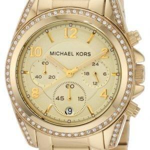 Michael Kors or piste Glitz chronographe MK5166 Women Watch