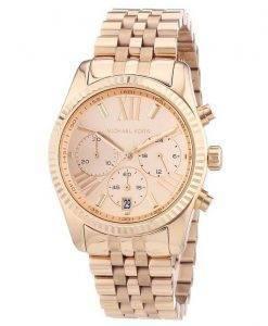 Montre Michael Kors Lexington chronographe MK5569 féminin