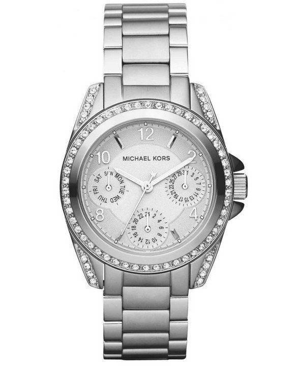 Michael Kors Blair Multifunction Glitz MK5612 Womens Watch