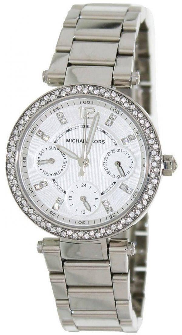 Michael Kors Parker Multi-Function Crystals MK5615 Womens Watch