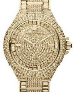 Michael Kors Camille Swarovski Crystal Encrusted MK5720 Womens Watch