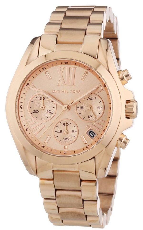 Michael Kors Bradshaw Chronograph MK5799 Womens Watch