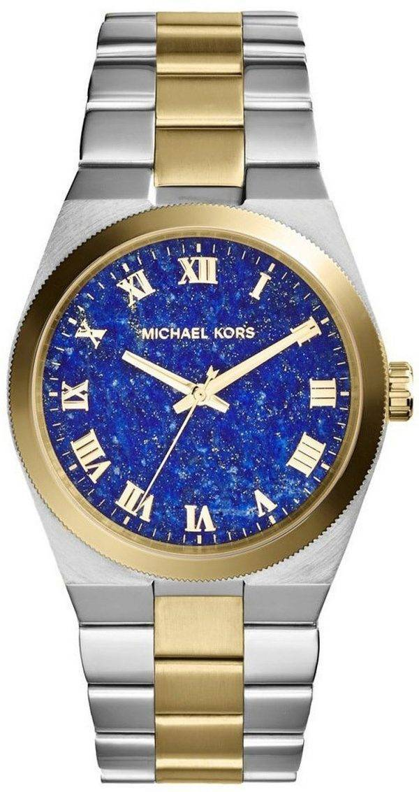 Michael Kors Channing Blue Lapis Dial MK5893 Womens Watch