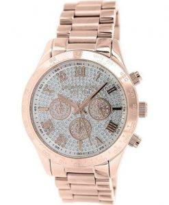 Michael Kors Layton chronographe Crystal Pave MK5946 Women Watch Dial