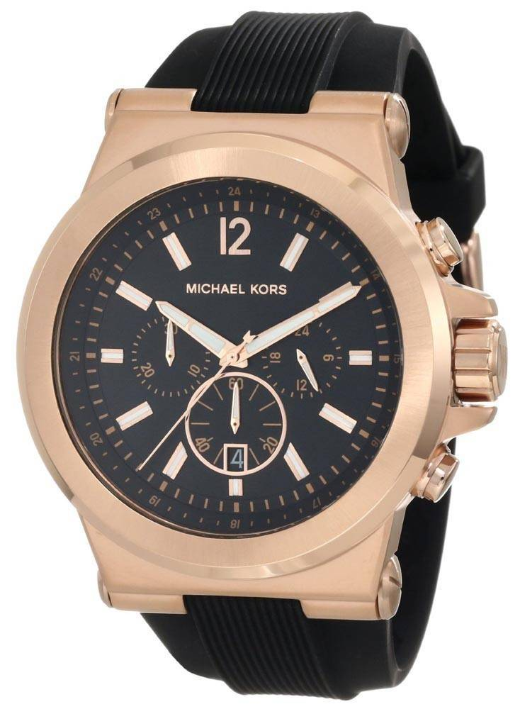 Michael Kors Chronograph MK 8184 Mens Watches