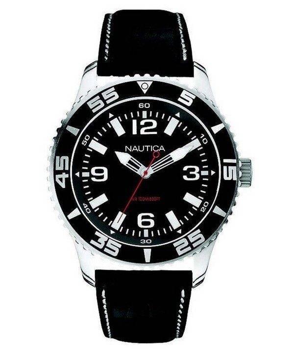 Nautica Black Dial N09611G montre homme