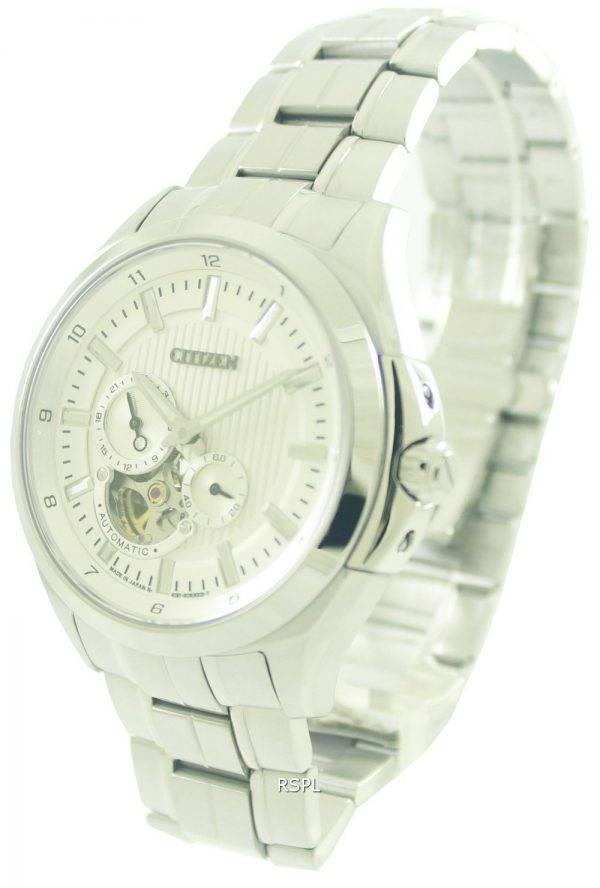 Citizen Automatic NP1000-55A NP1000 Sapphire Mens Watch