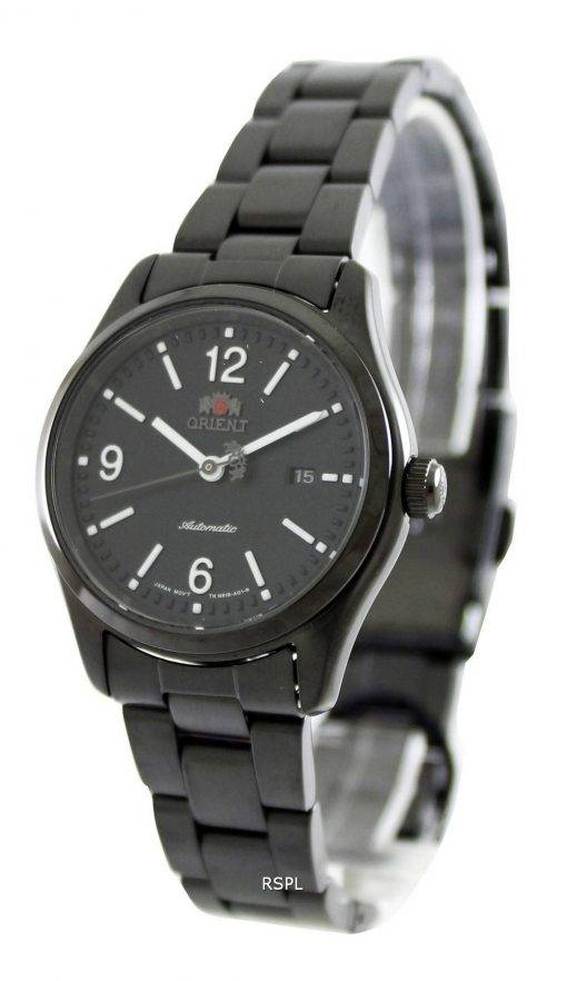 Orient Automatic Duo Black IP NR1R002B Womens Watch
