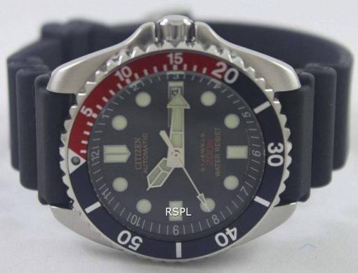 Citizen Promaster Diver 21 Jewels Automatic 200m NY2300-09LB Mens Watch