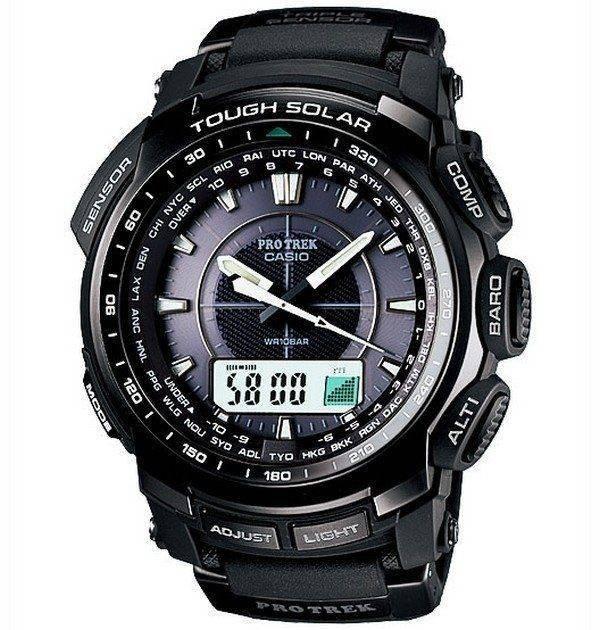 Montre Casio Protrek Triple Sensor PRG-510-1V PRG510-1 masculine