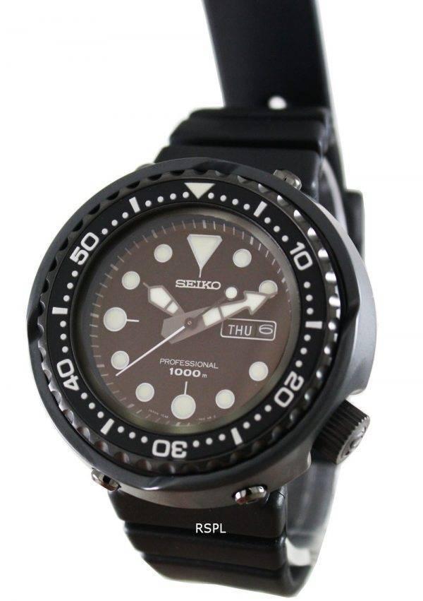 Seiko 1000 mètre S23619J Divers S23619 Mens Watch