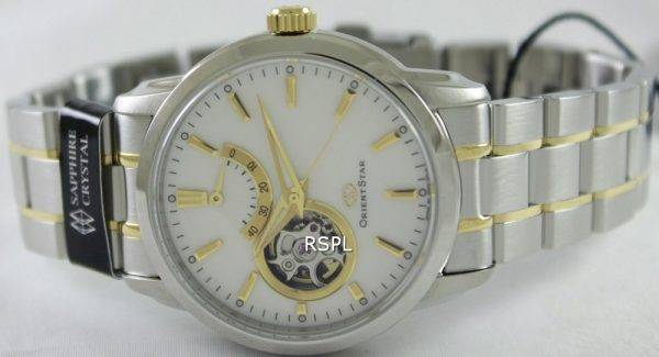 Orient Star Classic Power Reserve coeur ouvert SDA02001W