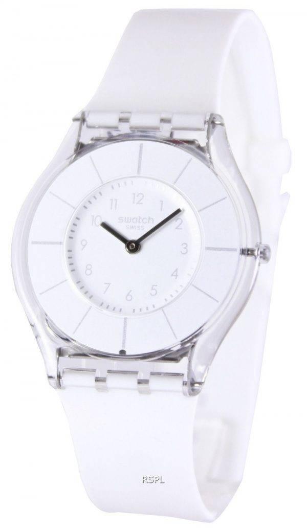 Swatch Classic White classiness quartz suisse SFK360 Montre Femme