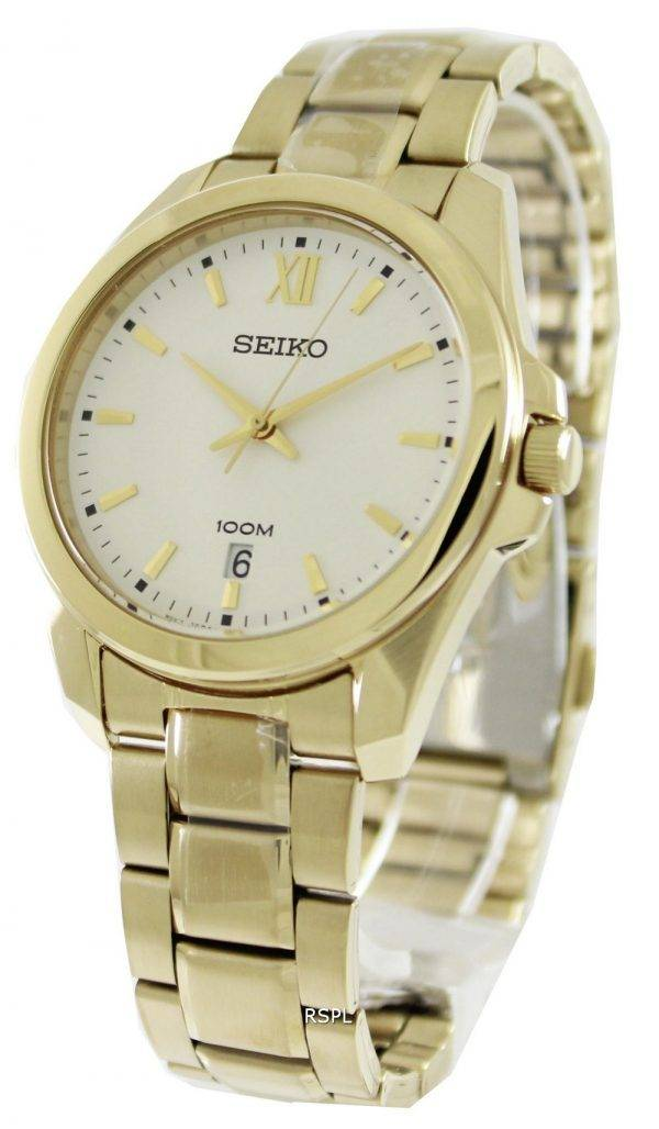 Seiko Quartz SGEG64P1 SGEG64P SGEG64 Mens Watch