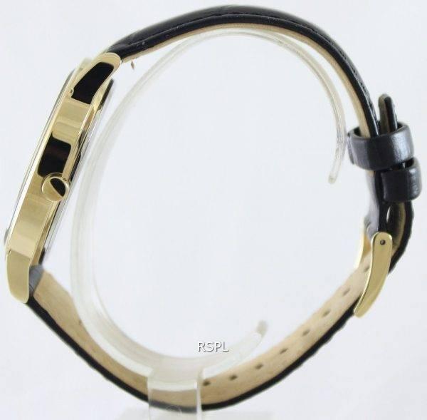 Montre Seiko Montre Quartz cadran noir SGEH14P1 SGEH14P hommes