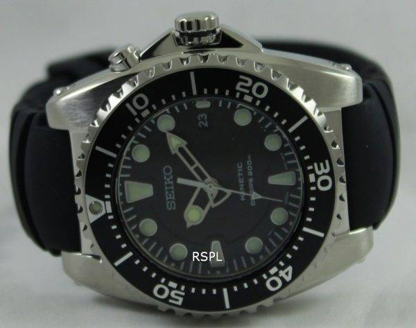 Seiko Kinetic Diver Watch 200 m SKA371P2 SKA371P SKA371