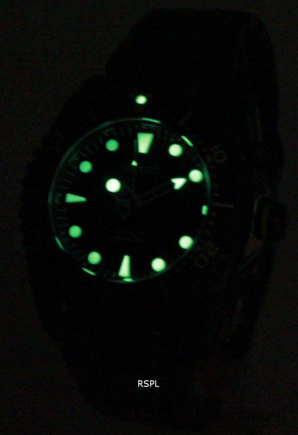 Seiko Kinetic Divers Ion Plated Watch 200m SKA427P1 SKA427P Mens watch
