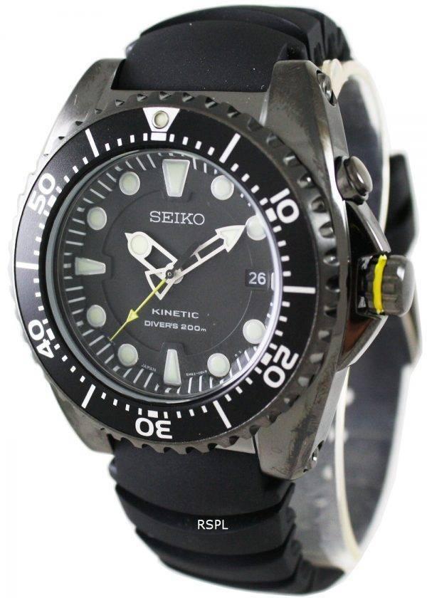 Seiko Kinetic Dive SKA427P2 SKA427P SKA427 200m Mens Watch